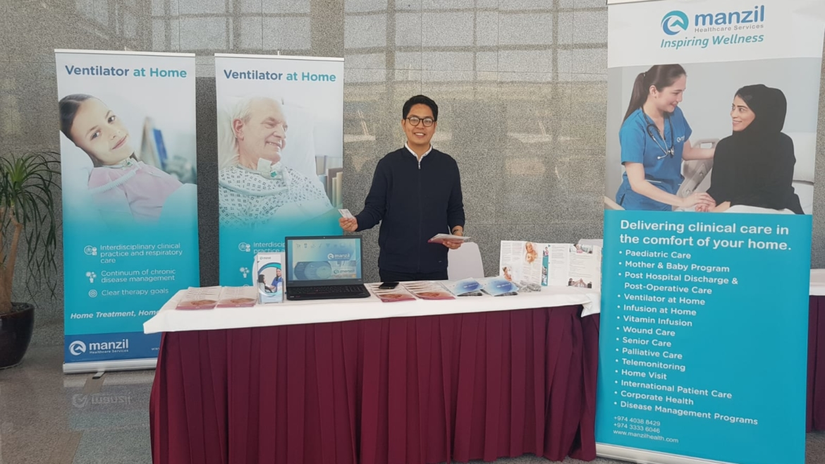 Manzil Healthcare Participated in the Competency Fair Event